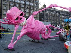 Dia de Muertos '06-11 by tetrabrain, via Flickr