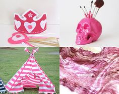 In the pink by Jan Hornett on Etsy--Pinned with TreasuryPin.com