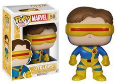 POP! Marvel: X-Men - Cyclops   Funko