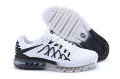 Nike Air Max 2015 Australia Womens Running Shoes White Black Sale Cheap
