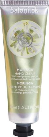 The Body Shop Moringa Hand Cream 30 ML