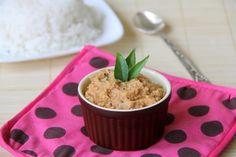 Radish Chutney - Yummy vegetable chutney with Radish. It goes well with rice or idli or dosai even chapathi.