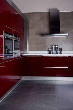 #cocina lacada 7