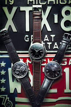 Uhren: Jetzt Staaten! - GQ
