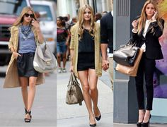 Diary of a High Street Girl: Style Watch: Olivia Palermo