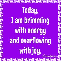 Every day #affirmation. Train yourself to work toward a happier & healthier YOU every day. Hug as many people you love as you can today. http://www.mindmovies.com/successblocker/index.php?26919