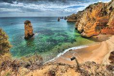 La Ecovia do Litoral è un bellissimo tragitto ciclabile sulla costa del Portogallo che attraversa l'Algarve e arriva fino a Cabo di São Vicente