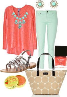 """Weekends in the Village"" by igamine ❤ liked on Polyvore"