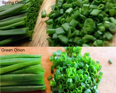 However We Should Pay Attention More To The Main Differences Between Spring Onion Vs Green Onion We Heard A Lot About Them B Spring Onion Green Onions Onion