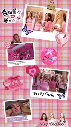 하이틴 Aesthetic Iphone Wallpaper, Aesthetic Wallpapers, Mean Girls Movie, Destiny's Child, Retro Aesthetic, Pink Wallpaper, Graphic Design Posters, Wall Collage, Creative Director