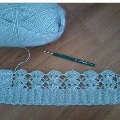 slightly tig vest pattern Knitting is really a way yarn is actually controlled to produce Love Knitting, Easy Knitting Patterns, Crochet Stitches Patterns, Baby Knitting, Col Crochet, Crochet Crocodile Stitch, Diy Crafts Knitting, Diy Crafts Crochet, Crochet Flower Headbands