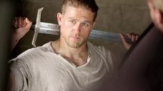 Three Things Sons Of Anarchy Star Charlie Hunnam Did To Prepare For King Arthur [GALLERY]