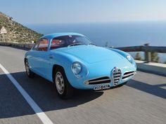 Giulietta SVZ (750) '1956–58 (Zagato)