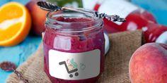 3 Licuados de avena para bajar de peso - Adelgazar en casa Detox Recipes, Mason Jars, Honey, Mugs, Salsa, Tableware, Health, Colors, Interior