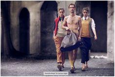 Max Vadukul for German Vogue