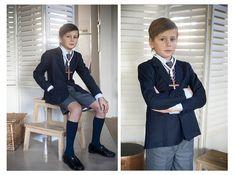 www.teresaleticia.com. Ropa de Niños. Primera Comunión
