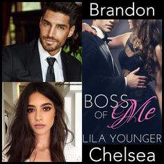 Brandon & Chelsea in Boss of Me by Lila Younger