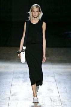 New York Fashion Week Victoria Beckham Primavera Verano 2015 | telva.com