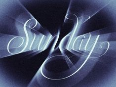 Sundays — Friends of Type