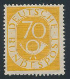 Germany (GE). VERY FINE, og. Latest Catalog Value: $400.00. Stock #346165 || #philately