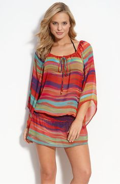 Summer!  Great swimsuit cover-up