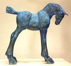 Irish art and sculpture - Marina Hamilton