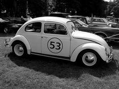 Herbie goes.to Tatton Park ~ Luckily, Lindsay Lohan was nowhere to be seen ; Vw Bugs, Lindsay Lohan, Vw Camper, Beetle, Volkswagen, Retro, June Bug, Beetles, Vw Beetles