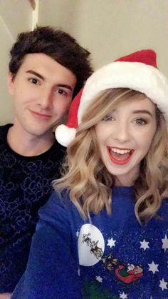 mark ferris, zoella, and zoe sugg resmi