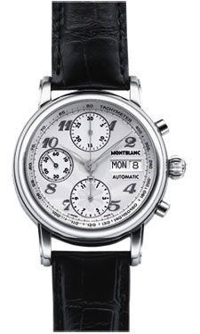 Montblanc Watches - Star XL Chronograph Automatic - Style No: 8452