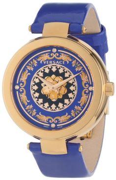 Versace Women's VK6020013 Mystique Foulard 38mm Rose Gold Ion-Plated Stainless Steel Quartz Diamond Watch Versace,http://www.amazon.com/dp/B00CPKODPQ/ref=cm_sw_r_pi_dp_EHAzsb175PHQ1RAN