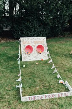 Game Fete Hoop Wedding Ideas Rebecca Carpenter Photography wedding games Beautiful Hoop Decor Wedding Ideas with Smoke Bombs & a Moongate Garden Games, Backyard Games, Backyard Carnival, Halloween Games, Halloween Party, Rustic Halloween, Farmhouse Halloween, Halloween Carnival, Summer Wedding