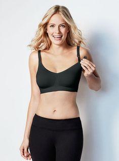 236205268861b Bravado Designs Body Silk Seamless nursing bra is the ultimate in comfort