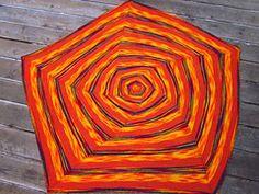 Ravelry: Spiral Light Baby Blanket pattern by Lorla Luden