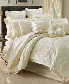 J Queen New York Marquis Comforter and Duvet Sets | macys.com