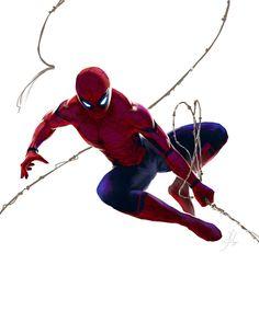 Spider-man by Jose Vega