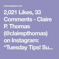 """2,021 Likes, 33 Comments - Claire P. Thomas (@clairepthomas) on Instagram: """"Tuesday Tips! Supersets are my favorite & if you aren't already incorporating them in your workouts…"""""""