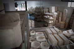 modern glass ceramic terracotta porcelain