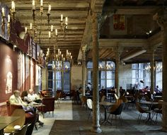 Ocaña restaurant - Barcelona