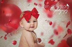 Trendy birthday photoshoot ideas for girls valentines day 62 ideas Valentines Day Memes, Valentines Day Pictures, Valentines Day Decorations, Valentines Diy, Valentine Mini Session, Valentine Picture, Foto Baby, Six Month, Girl Birthday