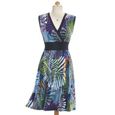 Crossover Paradise Dress - Women's Clothing, Jewelry, Fashion Accessories and Gifts for Women with a Flair of the Outdoors | NorthStyle