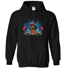 bull firefighters T-Shirts, Hoodies. Check Price Now ==► https://www.sunfrog.com/Pets/pull-firefighters-Black-Hoodie.html?41382
