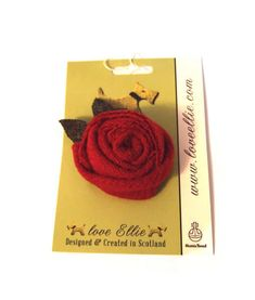 Harris Tweed Rose Co
