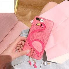 Cute 3D Pink Flamingo iPhone Case - Just Pink About It - Everybody loves PINK flamingos. Find PINK flamingo products including flamingo print apparel for women, flamingo print home decor, phone accessories, and more.