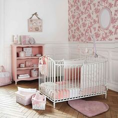 dcoration chambre bb fille vintage httpwwwhomelistycomchambre - Ikea Chambre Bebe Fille