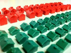 Image result for monopoly houses