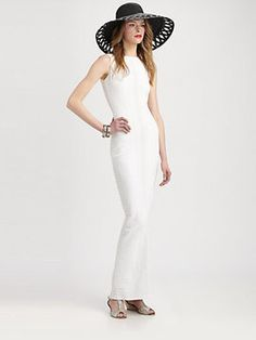 Fashion Star Maxi Dress by Hunter Bell on shopstyle.com