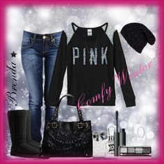 <3Comfy Winter<3 by bfaith84 on Polyvore