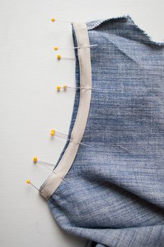 sew: How to Use Bias Tape || Indiesew.com
