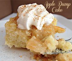 Pie is good. Gooey apple dump cake is even better.