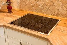 Proiect bucatarie Dumbravita | Kuxa Studio, expert in mobila de bucatarie - 5239 Butcher Block Cutting Board, Studio, Kitchen, Home, Cooking, House, Studios, Homes, Kitchens